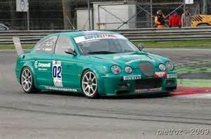 Jaguar S-Type Race Car