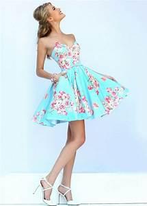 Robe Bal De Promo Courte : robe de bal de promo laquelle choisir ~ Nature-et-papiers.com Idées de Décoration