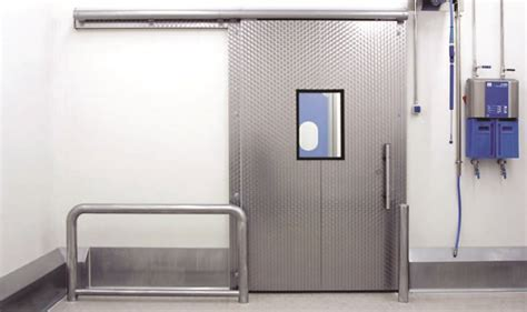 Sliding Storage Systems, Thermaclean Cold Storage Doors By