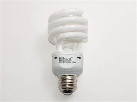 maxlite 100 watt incandescent equivalent 25 watt 120