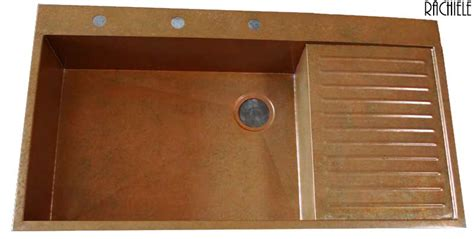 copper sinks with drainboards copper sinks rachiele copper sinks with drain boards