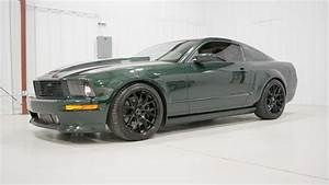 SUPERCHARGED 2008 Ford Mustang Bullitt Walk Around - YouTube