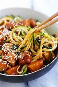 zucchini noodles 30 minute low carb recipes