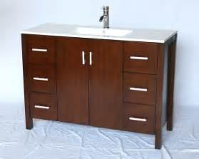 48 quot only 18 inch deep shallow narrow bathroom vanity