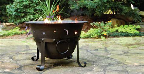 backyard creations cast iron celestial bowl at menards 174