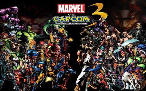 Ultimate Marvel Vs Capcom 3 Versions Are Coming Neurogadget