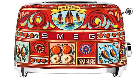 Smeg Toaster Dolce Gabbana Preis