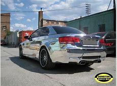 BMW M3 E93 Convertible All chrome paint job NASIOC