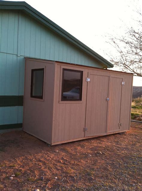 build lean  storage shed nice shed design