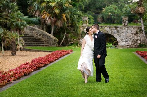 fairchild tropical botanic garden wedding ceremony