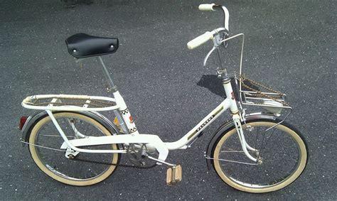 Peugeot Folding Bike by Peugeot Folding Bike Early 70 S Bike Forums