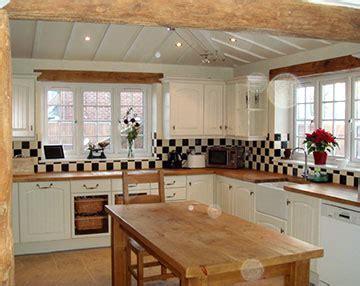 Kitchens Case Study   modern farmhouse with modern AGA.
