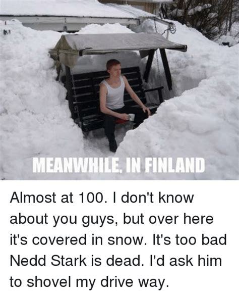 Driving In Snow Meme - 25 best memes about meanwhile in finland meanwhile in finland memes