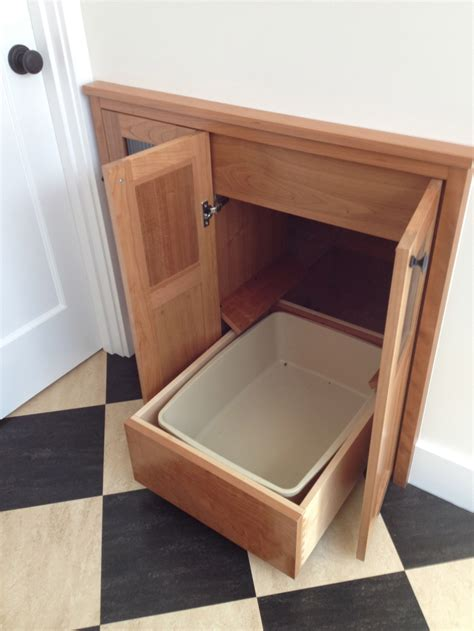 Oliver's Deluxe Kitty Litter Box — Röm Architecture
