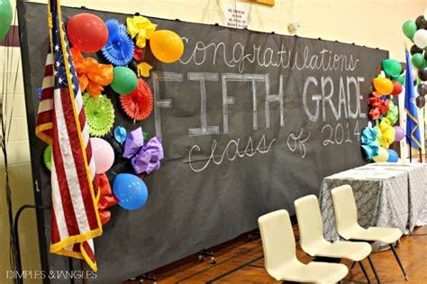 elementary school graduation gifts school or event decoration ideas photo booth pta ideas pinterest art bulletin boards