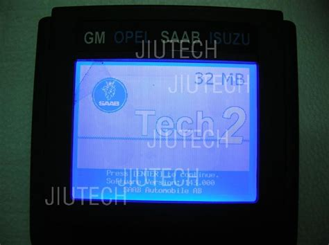32 Mb Card For Gm Tech2 Saab, Opel, Gm, Isuzu
