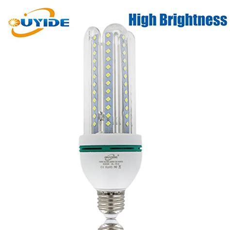 ouyide led corn light bulbs 150 watt equivalent 1760lm 16w