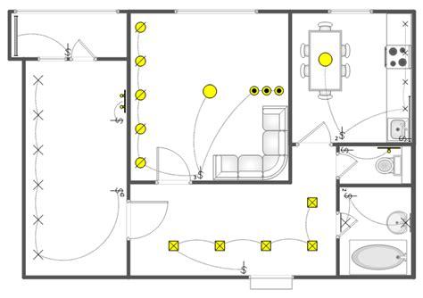 ground floor rcp apartment rcp flat rcp lighting rcp