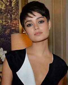 2019 Pixie Short Haircut 2019 For Square Face Hair Colors