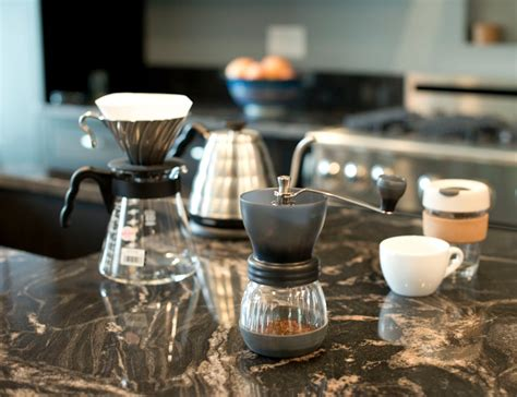 Even here at prima, we're divided between the two options. Hario Skerton Ceramic Coffee Grinder » Gadget Flow