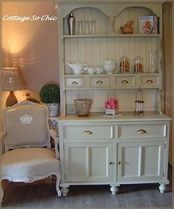 Buffet Campagne So Chic COTTAGE SO CHIC