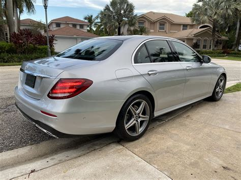 603 horsepower and 3.3 seconds from 0 to 60 mph. 2019 Mercedes-Benz E-Class E 300 $64K MSRP! LOW MILES* LOADED! | eBay