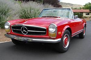 Mercedes 230 Sl : the top ten mercedes benz models of the 1960s ~ Medecine-chirurgie-esthetiques.com Avis de Voitures