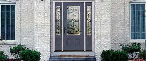 therma tru door steel or fiberglass front entry doors which door is dest