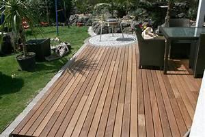 Holz Auf Terrasse : beautiful holz auf terrasse pictures thehammondreport ~ Articles-book.com Haus und Dekorationen