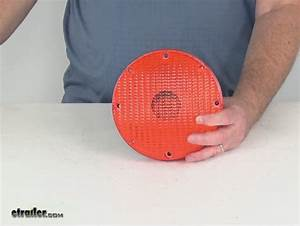 7 U0026quot  Round Transit Turn Signal Light