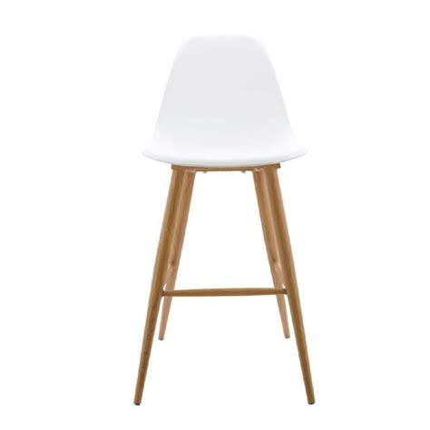 chaise de bar haute chaise haute scandinave style tabouret de bar barrio