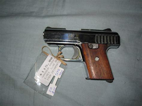 """Raven Arms mod# p-25 .25cal pistol 2.5"""" barrel for sale"""