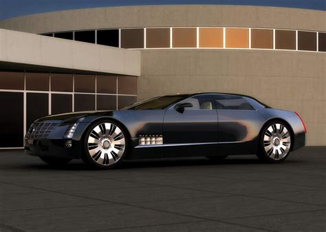 Car Cadillac Sixteen by Cadillac Sixteen Is A Luxury Car Concept Ealuxe