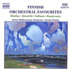 Finnish Orchestral Favorites (豆瓣
