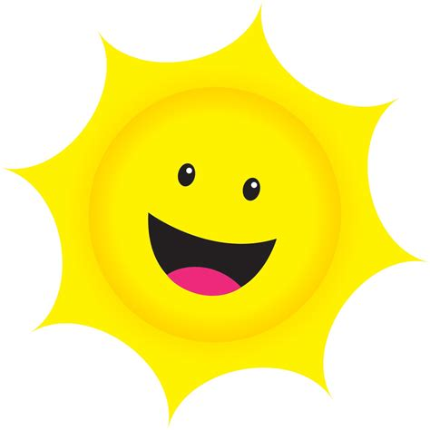 Free Cute Sunshine Cliparts, Download Free Cute Sunshine ...