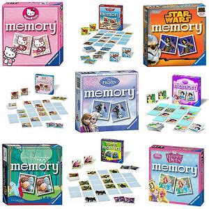 official disney kids tv character memory game puzzle