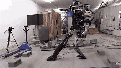Robot Atlas Advanced Super Vacuum Than Humanoid