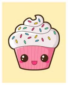 Cute Kawaii Cupcakes