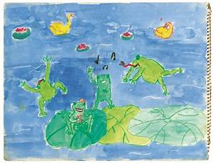 Homeroom, Reinterpreted, Art, From, Childhood