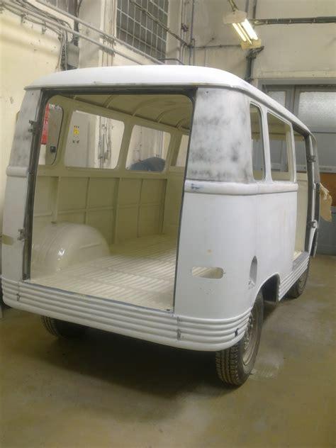 legendary cars ford taunus transit fk