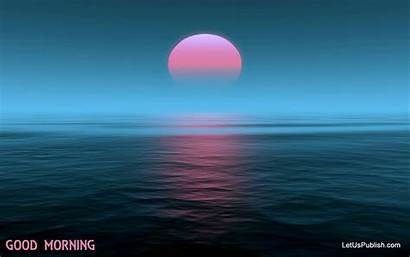 Morning Wallpapers Sea Happy Side
