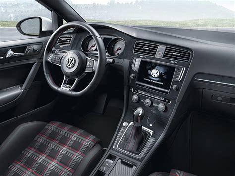 volkswagen golf 2017 interior new 2017 volkswagen golf gti price photos reviews