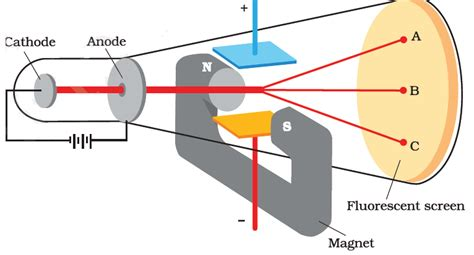 Electrons Physics Question Effect Magnetic Field