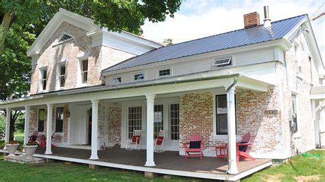 1800s farmhouse 1800 s farmhouse complete restoration near vrbo