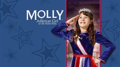 molly  american girl   home front
