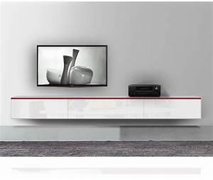 Tv Möbel Hängend : die besten 10 tv lowboard h ngend ideen auf pinterest lowboard h ngend tv st nder und alte ~ Sanjose-hotels-ca.com Haus und Dekorationen