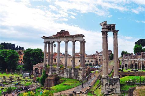 Forum Romanum - starożytny plac w centrum Rzymu
