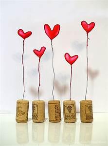 Mit Draht Basteln : nail polish hearts diy ideen zum selber machen mit kindern pinterest bastelarbeiten ~ Watch28wear.com Haus und Dekorationen
