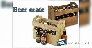 Beer Crate Plans • WoodArchivist