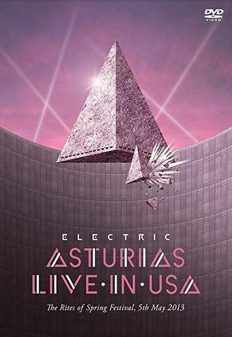amazoncom electric asturias   usa electric